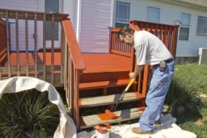 deck refinishing Baltimore